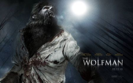 Free The Wolfman Wallpaper