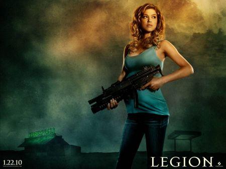 Free Legion Girl Poster