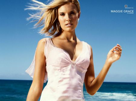 Free Maggie Grace in Lost
