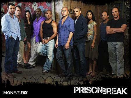 Free Prison Break TV Series