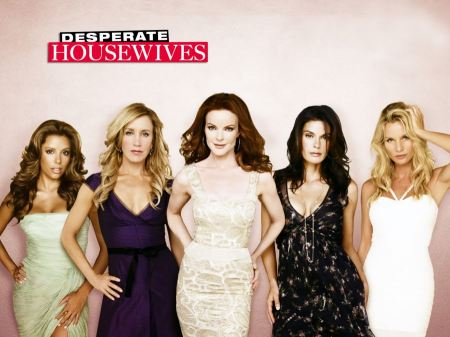Free Desperate HouseWives Background