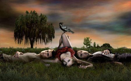 Free The Vampire Diaries Wallpaper