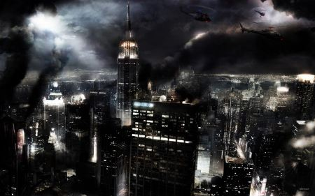 Free Empire State Destruction