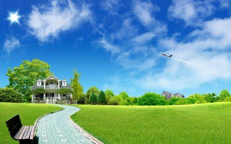Free Green Home