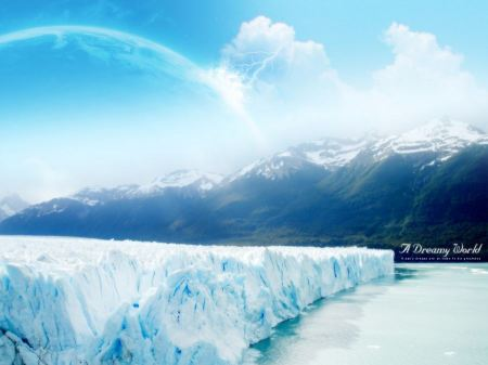 Free Ice Dreamy World