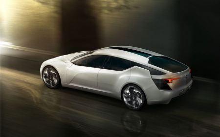 Free 2010 Opel Flextreme GT E Concept 2
