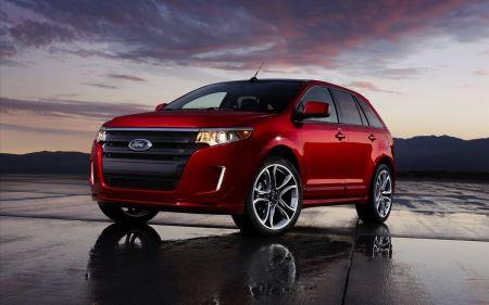 Free 2011 Ford Edge Sport 3