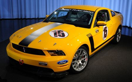 Free 2011 Ford Mustang BOSS 302R