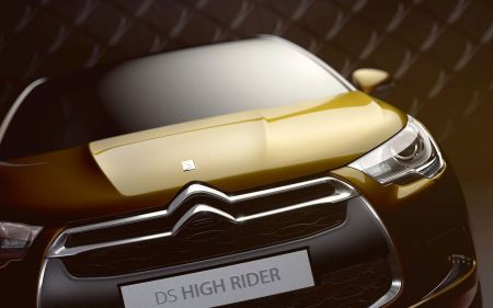 Free 2010 Citroen DS High Rider Concept 3