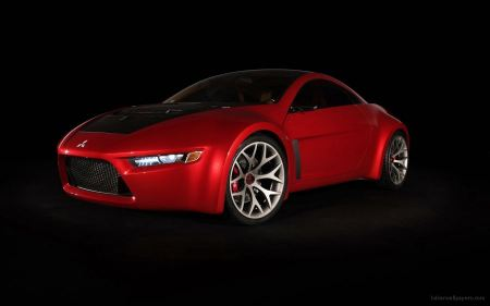 Free Mitsubishi RA Concept Widescreen