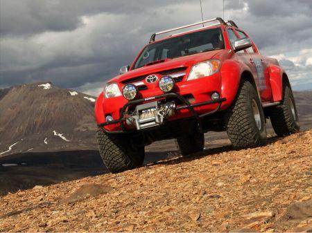 Free 2010 Toyota Hilux