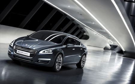 Free 2011 Peugeot Concept Car