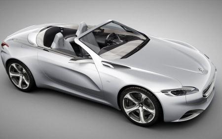 Free 2010 Peugeot SR1 Concept Car