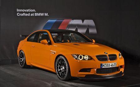 Free 2011 BMW M3 GTS