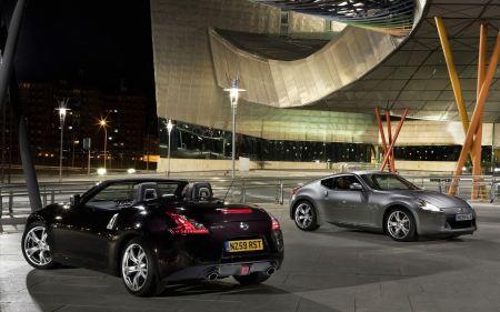 Free Nissan 370Z Roadster 4