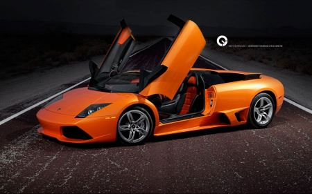 Free Lamborghini Murcielago Widescreen