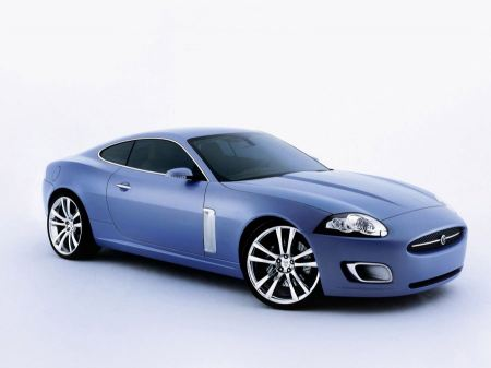 Free Jaguar Advanced Lightweight Coupe Concept
