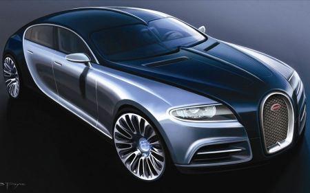Free Bugatti 16 C Galibier Concept