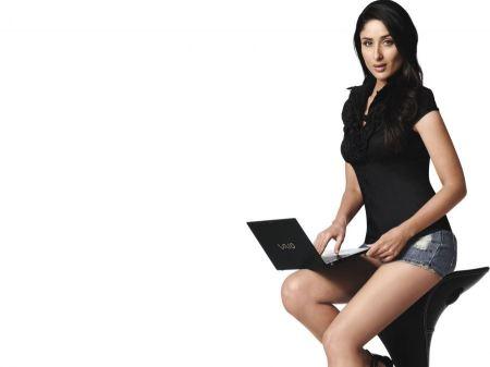 Free Kareena Kapoor and Sony VaioX