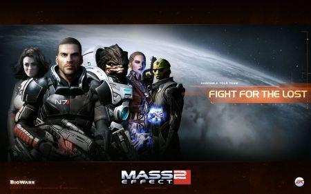 Free Mass Effect 2 Widescreen