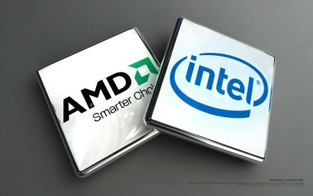 Free AMD and Intel CHips