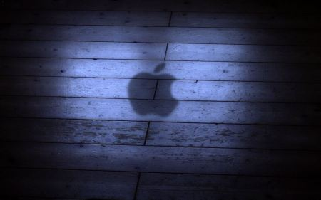 Free Apple Logo Shadow