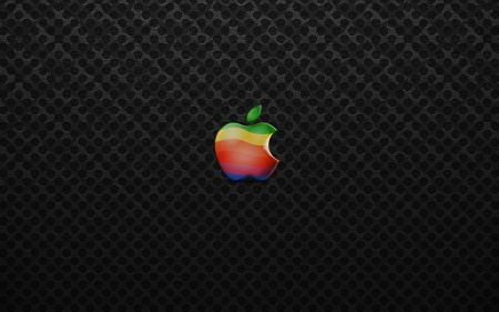Free Apple Colorful Logo