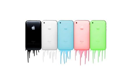 Free Apple iPhones in Colors