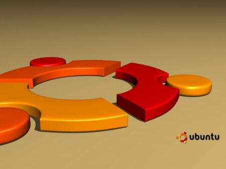Free Ubuntu 3D Logo