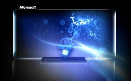 Free Windows 7 HD Abstract