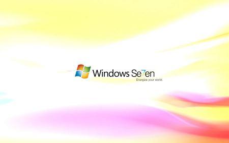 Free Windows 7 Light Yellow
