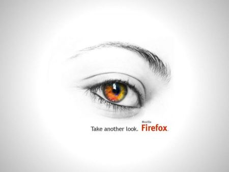 Free Firefox Orange Eye