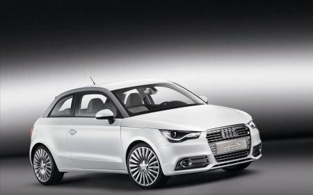 Free Audi A1 e tron Concept 2010
