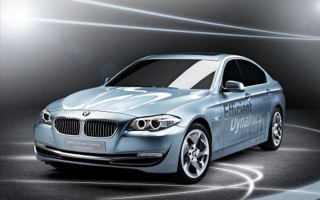 Free 2010 BMW Series 5 Active Hybrid Concept