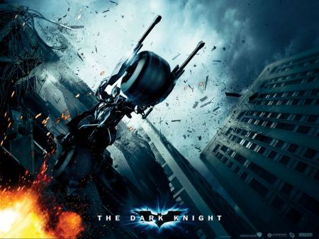 Free Graphic Dark Knight Poster
