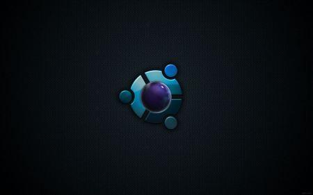 Free Ubuntu Blue Symbol