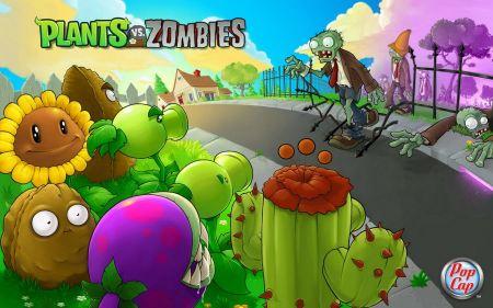 Free Plants Vs. Zombies