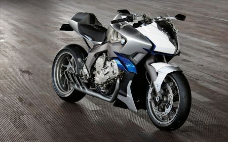 Free BMW Motorrad Concept