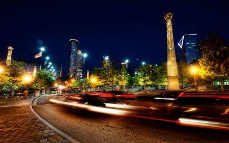 Free Atlanta Park Nights