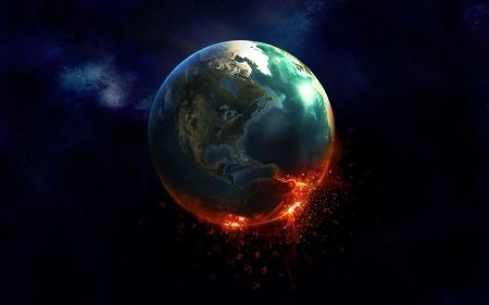 Free Knowing Burning Earth
