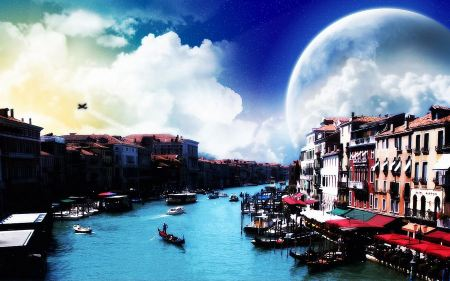 Free Venice Streets