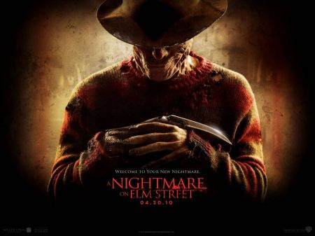 Free Freddy Krueger from the new A Nightmare On Elm Street