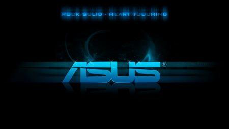 Free Blue ASUS Logo