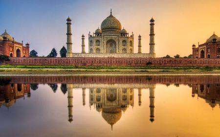 Free Taj Mahal India HDR
