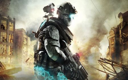 Free Tom Clancy's Ghost Recon Future Soldier