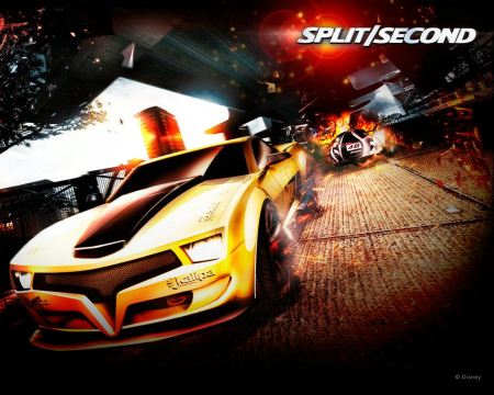 Free Spilt Second PC Game