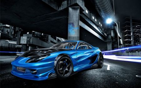 Free Street Race Car