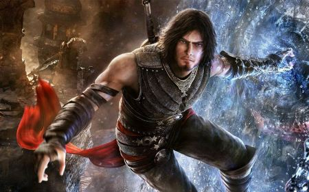 Free Prince of Persia Forgotten Sands Game