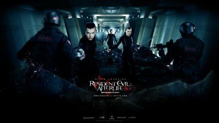 Free Resident Evil Afterlife Cast