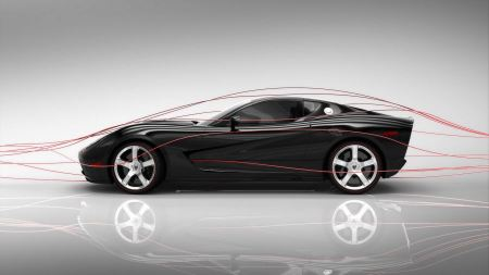 Free Corvette Mallett Super Car